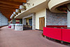 The Hilton Hotel interior convention center in Branson, Missouri, USA.