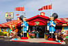 Exterior of the Toy Museum in Branson, Missouri, USA.