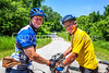 Cyclist(s) on Katy Trail, MKT turnoff for Columbia - C2-A-0468 - 72 ppi