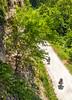 Touring cyclist(s) on Missouri's Katy Trail near Rocheport - C3-0021 - 72 ppi-2