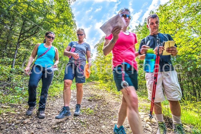 Missouri - Map skills class & hike - C2-0455 - 72 ppi