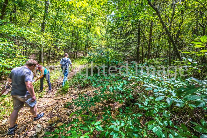 Missouri - Map skills class & hike - C2-0468 - 72 ppi