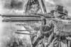 Battle of Pilot Knob, Missouri - 150th Anniversary - C1- 06200 - b&w - 72 ppi