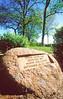 Fort Davidson, Pilot Knob, Missouri - Memorial to North & South - 72 ppi