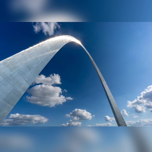 2018 Missouri: Gateway Arch National Park and St. Louis Photo Slideshow