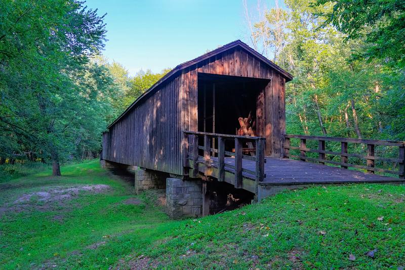 Locust Creek Covered Bridge