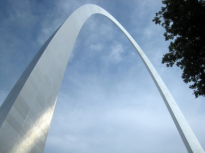 Jefferson National Expansion Memorial & Arch