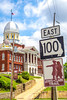 Gasconade County Courthouse in Hermann, Missouri - C3-0171 - 72 ppi