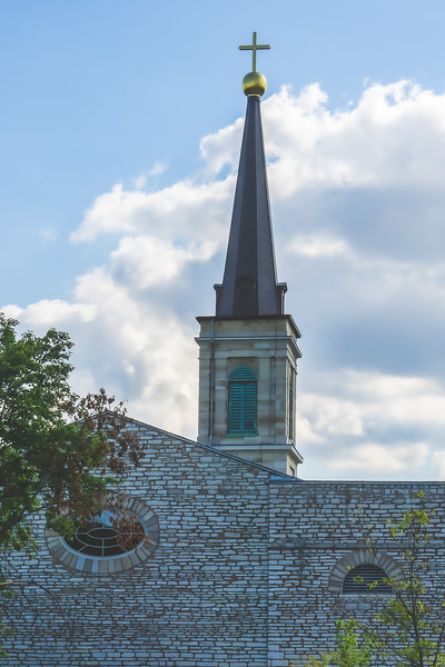 Basilica of Saint Louis (King of France) in St. Louis Missouri