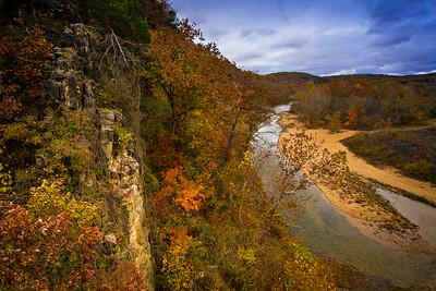 Huzzah Creek Bluffs