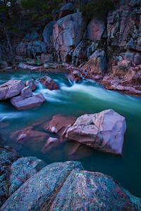 Spring Falls at Amidon