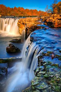 Fall at Grand Falls