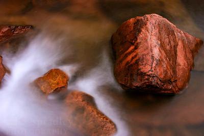 Castor River Boulders