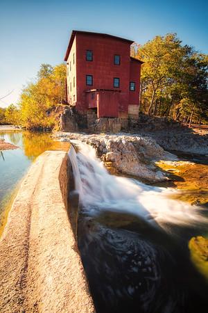 Falls at Dillard Mill II