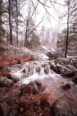 Falls at Mina Sauk
