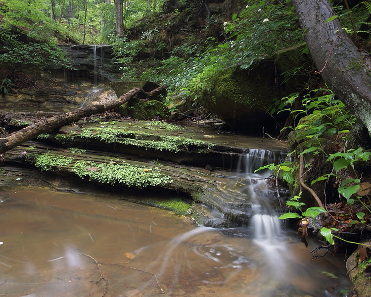 MNB-40: Ephemeral Waterfall (Don Robinson State Park)