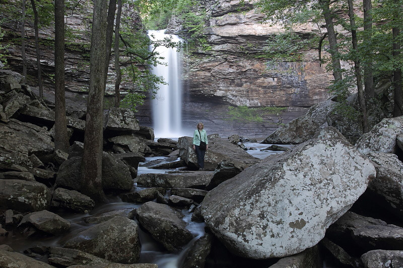 ANB-001: Cedar Falls (Petit Jean S.P. Arkansas)