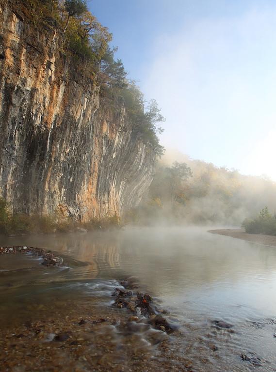 MNB-035: Echo Bluff on Sinking Creek (Shannon County)