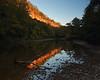 MNB-016: Red Bluff on Huzzah Creek
