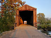 Burfordville Covered Bridge<br /> Bollinger Mill State Historic Site