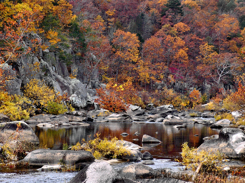 St. Francis River<br /> Silver Mines Recreation Area<br /> Mark Twain National Forest