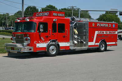Claycomo Fire Department