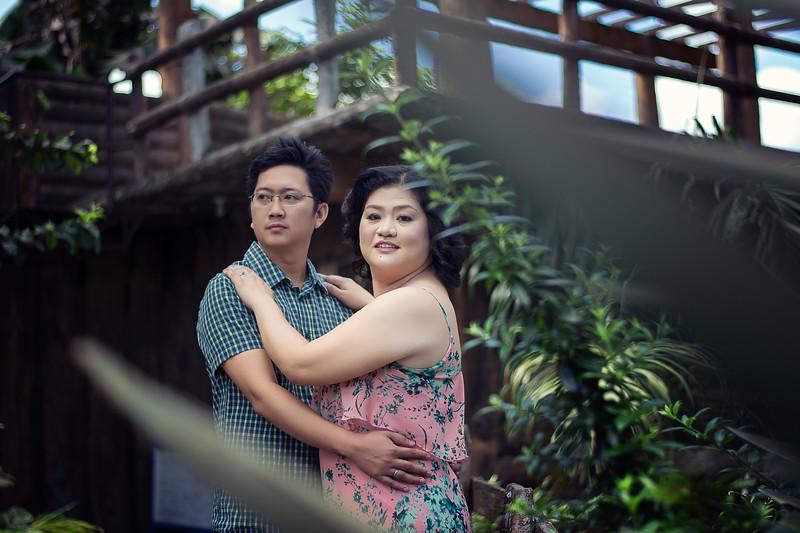 Michelle & Amil Valeza Engagement Session