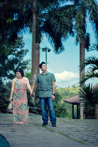 Michelle & Amil Valeza Engagement Session