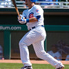 Reed Johnson of the Chicago Cubs