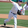 Kerry Wood of the Chicago Cubs.