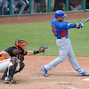 Chicago Cubs Outfielder #18 Geovany Soto