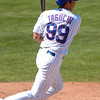 So Tuguchi of the Chicago Cubs