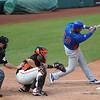 Chicago Cubs Shortstop #13 Starlin Castro.