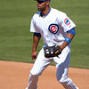 Derrek Lee of the Chicago Cubs