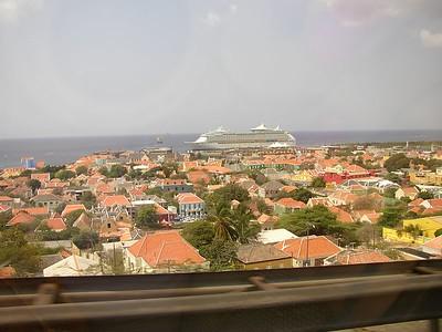 "The island of ""Curacau""..."