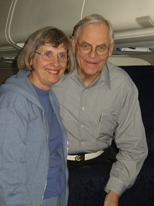 Grandma Jeanne & Grandpa Bill
