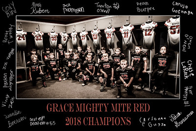 Crossview Studios, Rob Ruben, Grace, Highlights, Lancers Mites Red