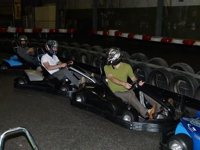 2012, Kartfahren