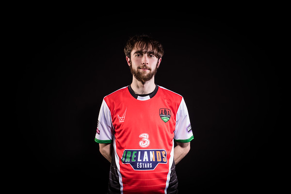 Cork City Player 1