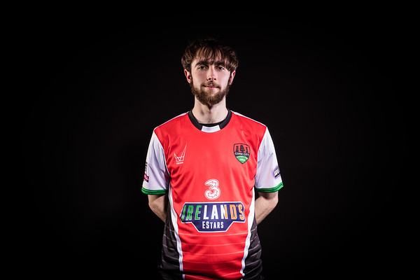 Cork City Player 01