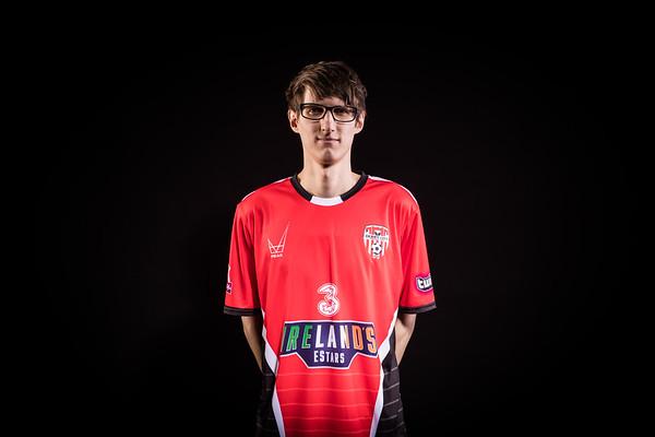Derry City Player 01