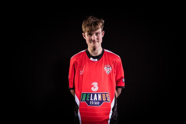 Derry City Player 4