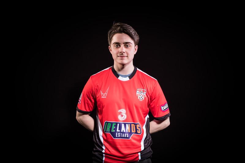Derry City Player 3