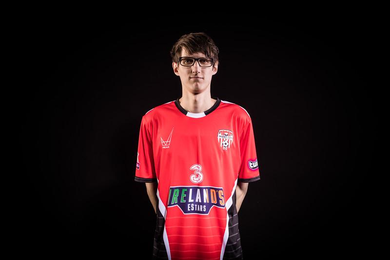 Derry City Player 1