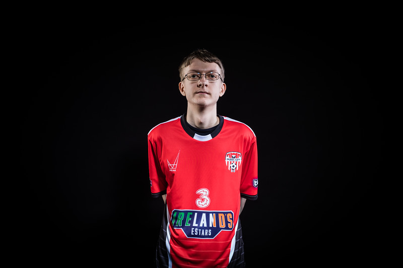 Derry City Player 2
