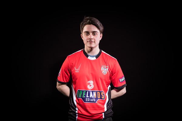Derry City Player 03