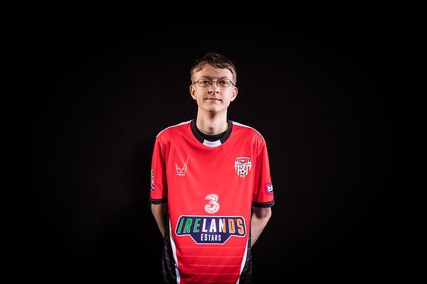 Derry City Player 02