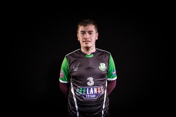 Shamrock Rovers Player 1