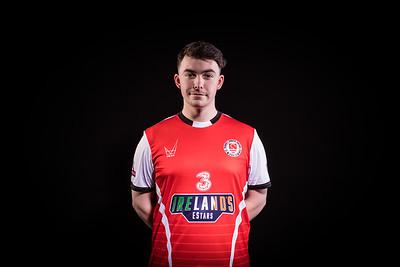 St Pats Dublin Player 2