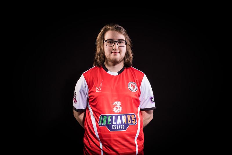St Pats Dublin Player 1